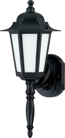 Nuvo 60-2203 - Outdoor Wall Lantern (Arm Up) With Photocell