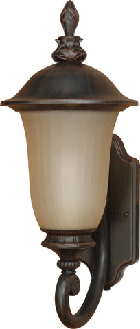 Nuvo 60-2506 - Small Outdoor Wall Lantern (Arm Up)