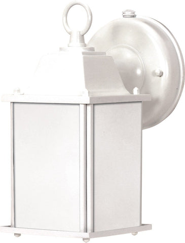 Nuvo 60-2527 - Cube Lantern Outdoor Light Fixtures