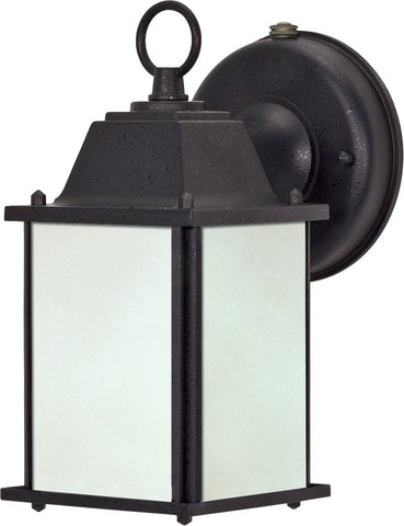 Nuvo 60-2529 - Cube Lantern Outdoor Light Fixtures