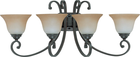 Nuvo 60-2758 - Vanity Fixture in Sudbury Bronze Finish