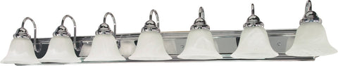 Nuvo 60-290 - Wall Mounted Vanity Fixture in Polished Chrome Finish