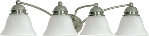 Nuvo 60-3207 - Vanity Light Fixture in Brushed Nickel Finish
