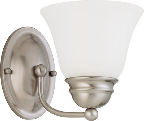 Nuvo 60-3264 - Vanity Light Fixture in Brushed Nickel Finish