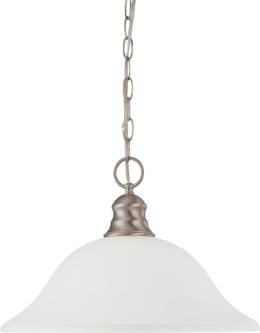 Nuvo 60-3308 - Pendant Light Fixture in Brushed Nickel Finish