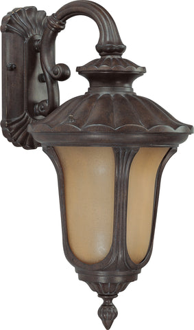 Nuvo 60-3902 - Large Outdoor Wall Lantern (Arm Down)