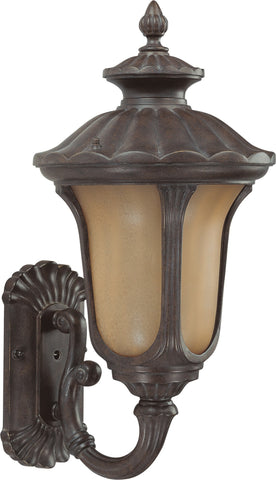 Nuvo 60-3903 - Medium Outdoor Wall Lantern (Arm Up)