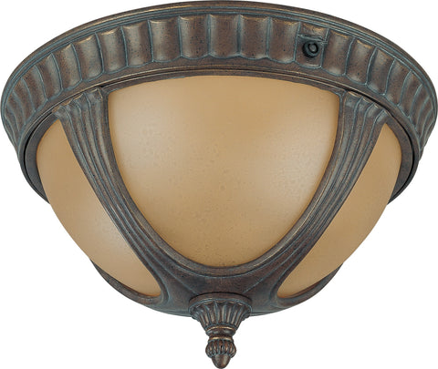 Nuvo 60-3907 - Flush Mount Outdoor Ceiling Light