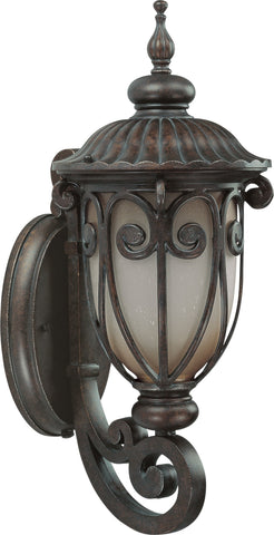Nuvo 60-3925 - Small Outdoor Wall Lantern (Arm Up)
