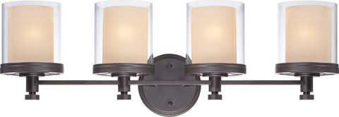 Nuvo 60-4544 - Vanity Light Fixture in Sudbury Bronze Finish
