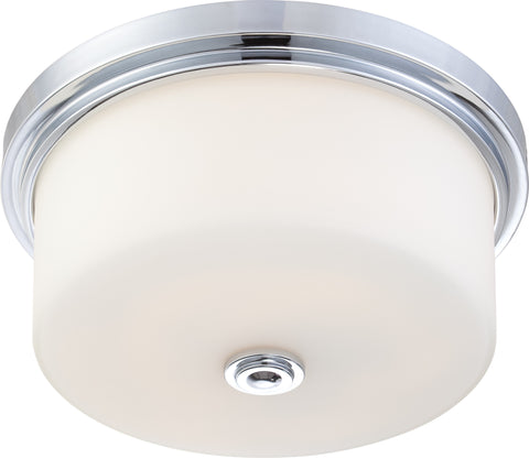 Nuvo 60-4592 - Flush Mount Ceiling Lighting Fixture in Polished Chrome Finish