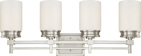Nuvo 60-4704 - Vanity Light Fixture in Brushed Nickel Finish