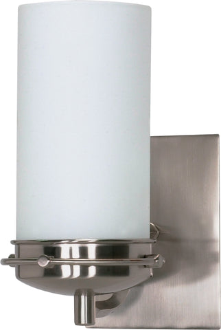 Nuvo 60-494 - Wall Mounted Vanity Fixture in Brushed Nickel Finish