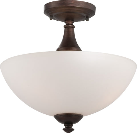 Nuvo 60-5144 - Close-To-Ceiling Semi Flush Ceiling Lights