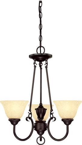 Westinghouse 6222400 Elena Three-Light Indoor Chandelier