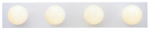 Westinghouse 6659500 Four-Light Indoor Bath Bar