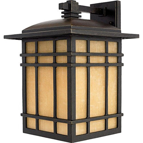 HC8411IBFL 1 Light Wall Hillcrest Outdoor Lantern in Imperial Bronze