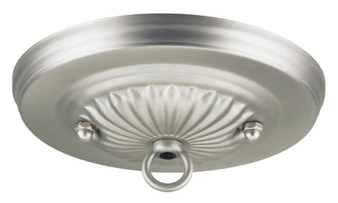 Westinghouse 7005400 Brushed Pewter Traditional Canopy Kit