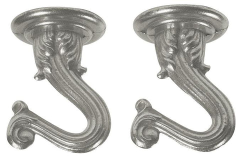"Westinghouse 7044400 Two 1-1/2"" Swag Hooks"
