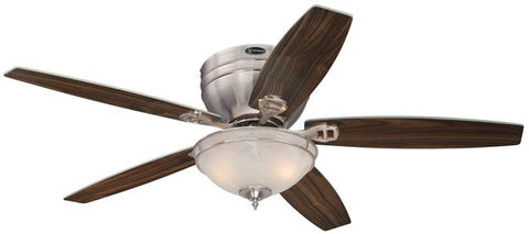 Westinghouse 7200100 Carolina 52-Inch Reversible Five-Blade Indoor Ceiling Fan