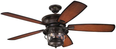 Westinghouse 7800000 Brentford 52-Inch Reversible Five-Blade Indoor/Outdoor Ceiling Fan