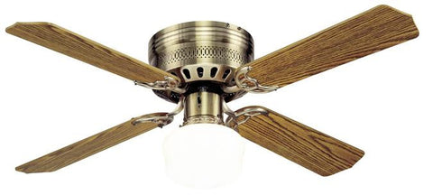 Westinghouse 7812300 Casanova Supreme 42-Inch Reversible Four-Blade Indoor Ceiling Fan