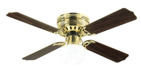 Westinghouse 7812500 Casanova Supreme 42-Inch Reversible Four-Blade Indoor Ceiling Fan