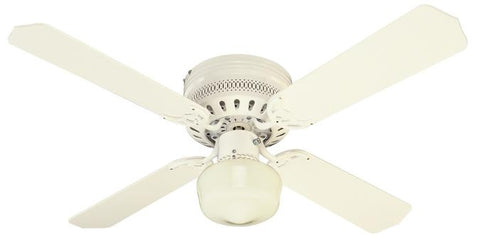 Westinghouse 7812600 Casanova Supreme 42-Inch Reversible Four-Blade Indoor Ceiling Fan