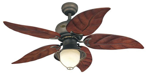 Westinghouse 7861965 Oasis 48-Inch Five-Blade Indoor/Outdoor Ceiling Fan