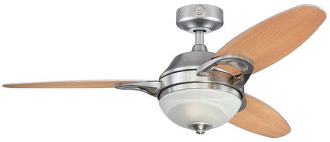 Westinghouse 7877500 Arcadia 46-Inch Reversible Three-Blade Indoor Ceiling Fan