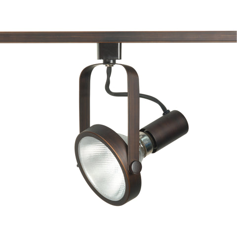 Nuvo TH348 - 1-Light PAR30 Gimbal Ring Track Lighting Head