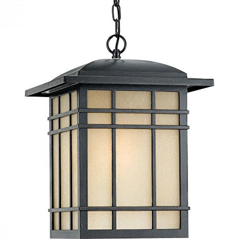 HC1109IBFL 1 Light Hanging Hillcrest Outdoor Lantern in Imperial Bronze