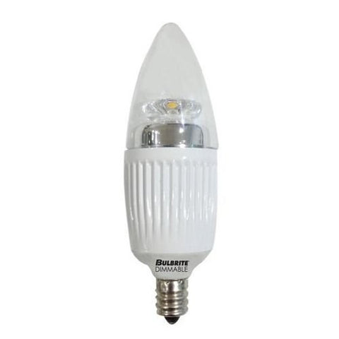 LED5CTC/30K/D - 5W LED CHANDELIER DIMMABLE E12 3000K