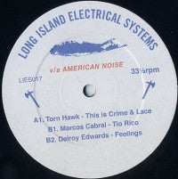 "Various Artists - American Noise - 12"" - LIES017"