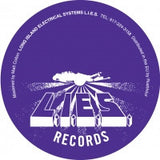 "M/R - Let That Shit Breathe - 12"" - LIES048"