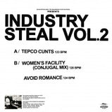 "Jean Nipon & The Magendie High School Presents: Industry Steal Vol. 2 - 12"" - LIES068"