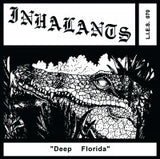 Inhalants - Deep Florida - LP - LIES070