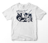 L.I.E.S. Records - All Pain S/S t-shirt - White