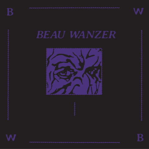 "Beau Wanzer - Untitled LP II - 12"" - BW04"