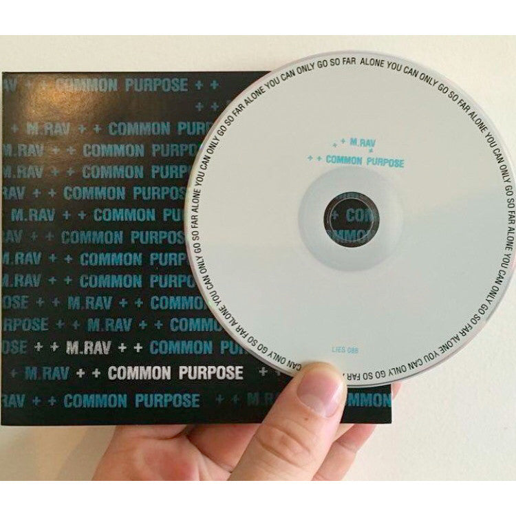 M. Rav - Common Purpose - CD - LIES088