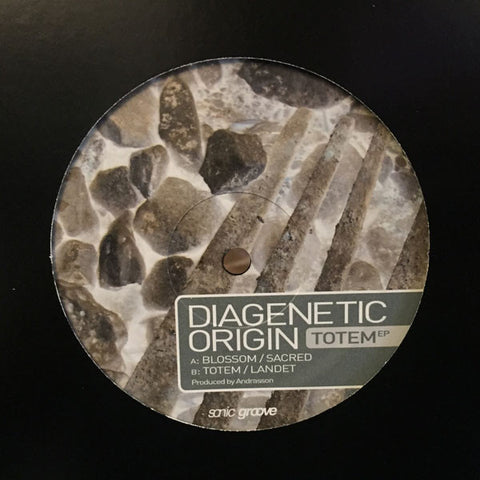 "Diagenetic Origin - Totem - 12"" - SG1254"