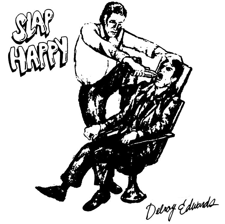 Delroy Edwards - Slap Happy - LP - LIES-150