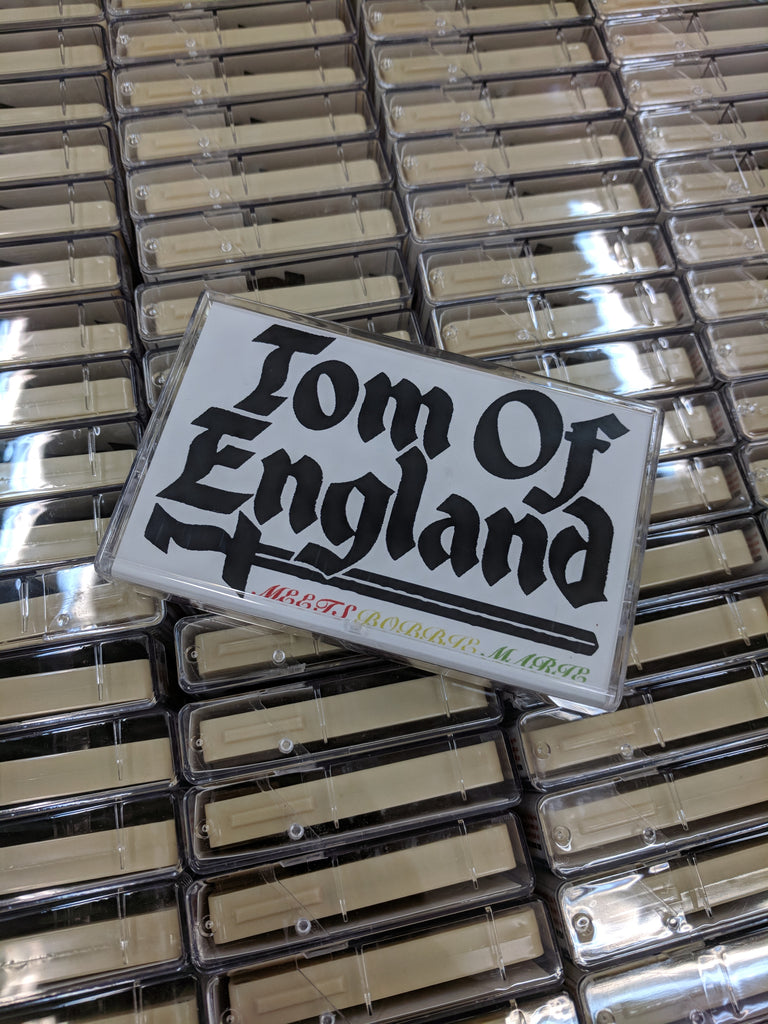 Tom of England- Sex Monk Blues - Cassette - LIES-133