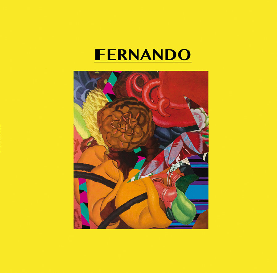 Fernando - self titled -LP- LIES-118 BLACK vinyl version