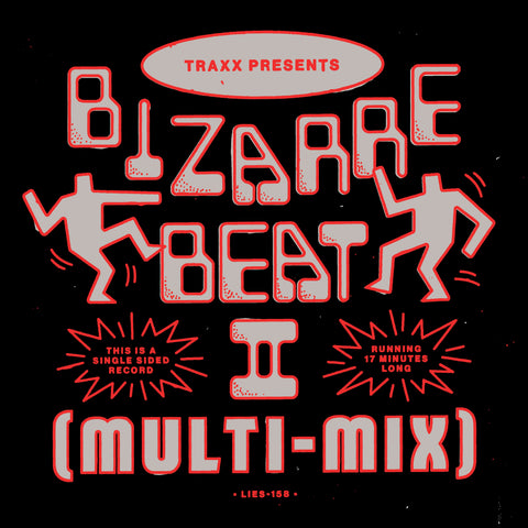 "Traxx- Bizarre Beat II Multi-Mix. - 12"" - LIES-158"