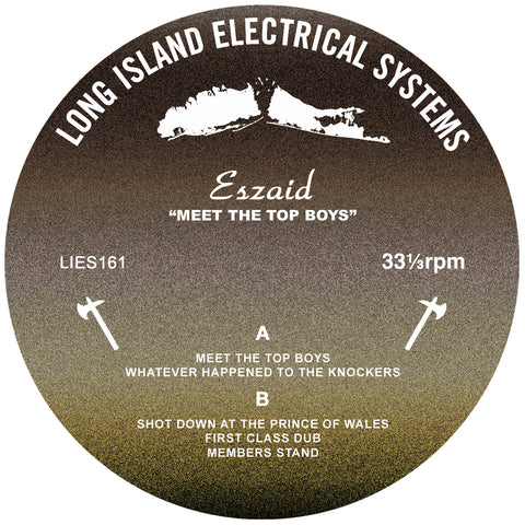 "Eszaid - Meet The Top Boys- 12"" - LIES-161"