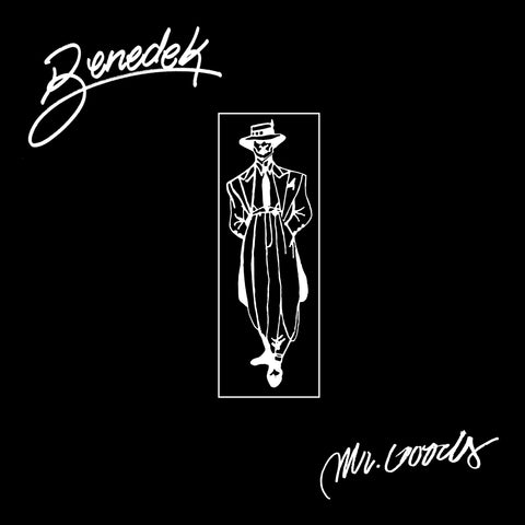 Benedek - Mr. Goods -LP- LIES-162