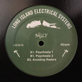 "NGLY - NGLY - 12"" - LIES078"