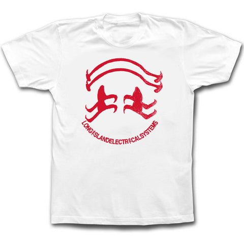 L.I.E.S. Records - Psychic Madness Tee - White