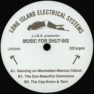 "Various - Music for Shut-Ins - 12"" - LIES040"